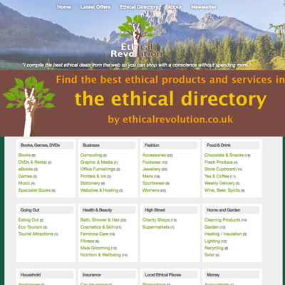 The Ethical Directory