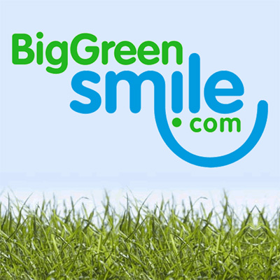 50% off at Big Green Smile