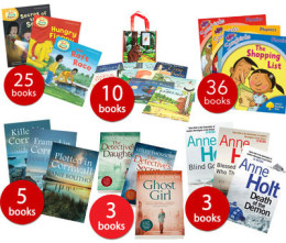 75% OFF Best Selling Books