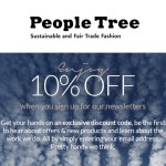 People Tree - 10% Off