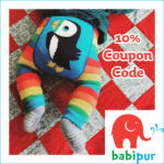 Babipur Kids 0-6 Years - 10% Coupon Code