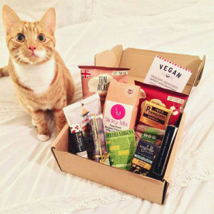Vegan Tuck Box