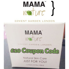 £10 Mama Nature Coupon Code