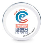 Earth Conscious Natural Deodorant  Review