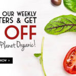 Planet Organic - 10% Discount Code