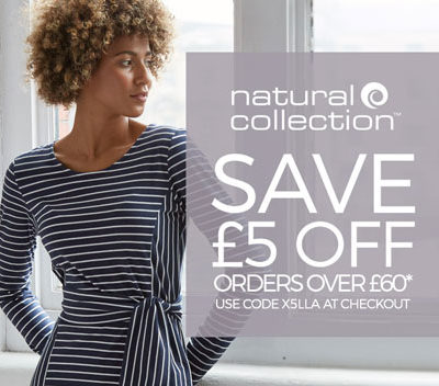 Natural Collection £5 off