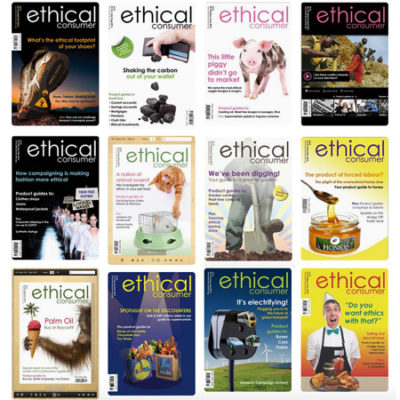 Ethical Consumer Subscription Offer
