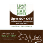 Love Health Hate Waste Products - Save 90%!