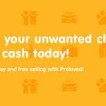 Sell second hand online – FREE!