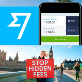 TransferWise - Free Foreign Exchange