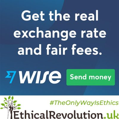 Wise: Real exchange rate, fair fees