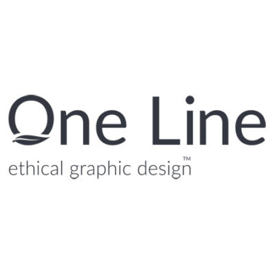 One Line Ethical Graphic Design