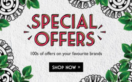 Planet Organic Special Offers