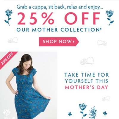 Frugi Mothers Collection