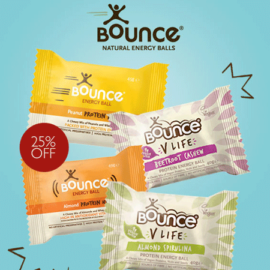 Bounce Energy Balls 25% off