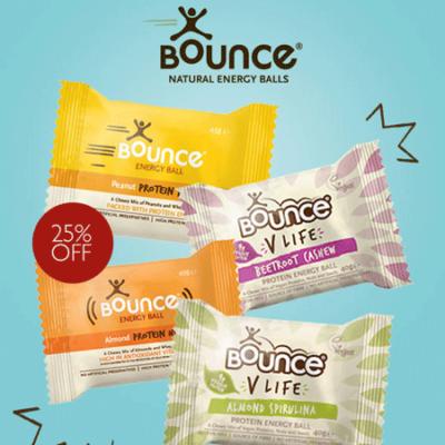 Bounce Energy Balls 25% off
