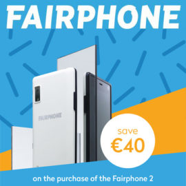 Fairphone Discount Code - Save €40