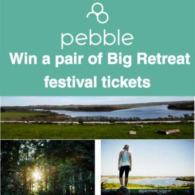 Pebble - Win Festival Tickets