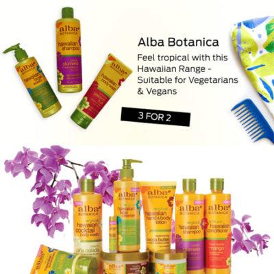 Alba Botanica 3 for 2