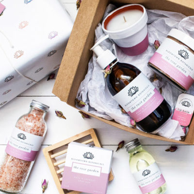 Eco Pampering Gift Set