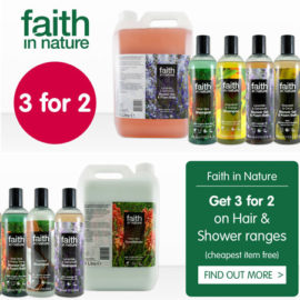 Faith In Nature 3 for 2