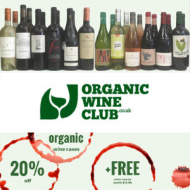 Organic Wine Club 20% off + Free Course