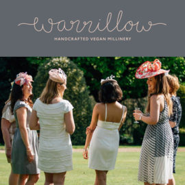 10% off Warrillow Handcrafted Vegan Millinery
