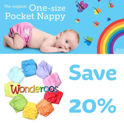 Wonderoos 20% off