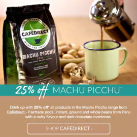 Cafe Direct 25% off
