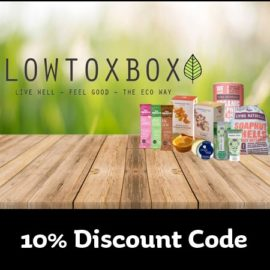Voucher codes ethical revolution lowtoxbox coupon code fandeluxe Images
