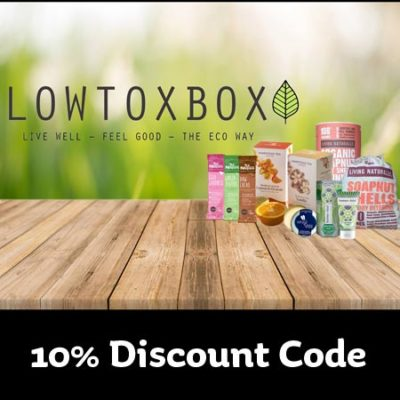 LOWTOXBOX coupon code