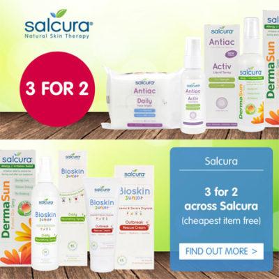 Salcura 3 for 2