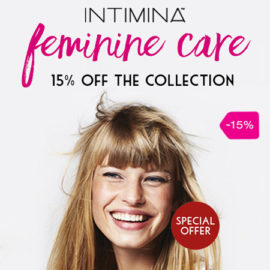 15% off Intimina Feminine Care