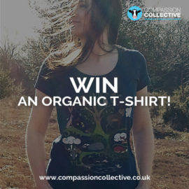 Compassion Collective Tshirt Competition