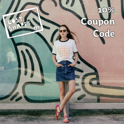 Lost Shapes 10% Coupon Code