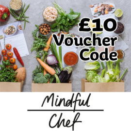 Mindful Chef £10 Voucher Code