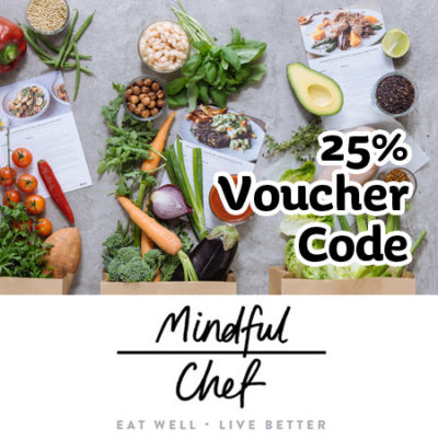 Mindful Chef 25% Voucher Code