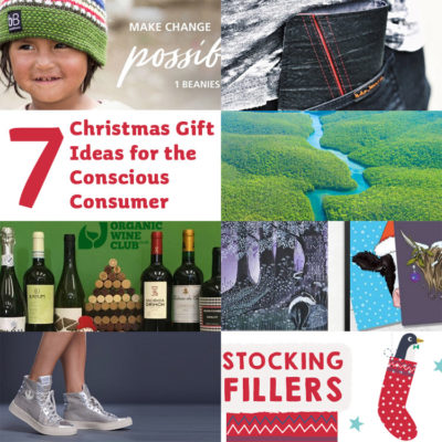 7 Christmas Gift Ideas for the Conscious Consumer