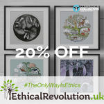 20% Coupon Code on Animal Art Prints & Cards