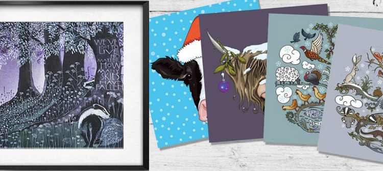 Compassion Collective Christmas Cards & Art Prints