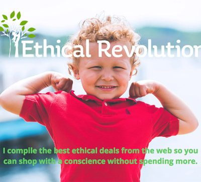 Ethical Revolution Newsletter Sign Up