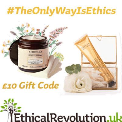 £10 Aurelia Skincare Gift Code