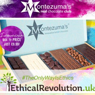 Montezumas Half Price Chocolate Club