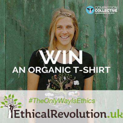 Win an Organic Tshirt