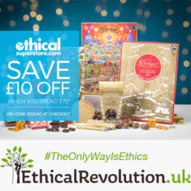£10 Ethical Superstore Promo Code