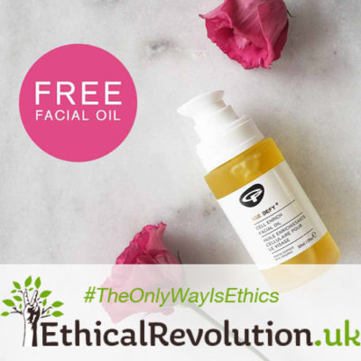 Green People FREE Facial Oil