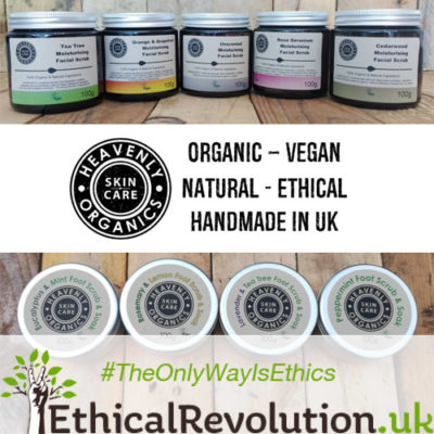 15% Heavenly Organics Coupon Code