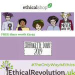 Free Suffragette Diary