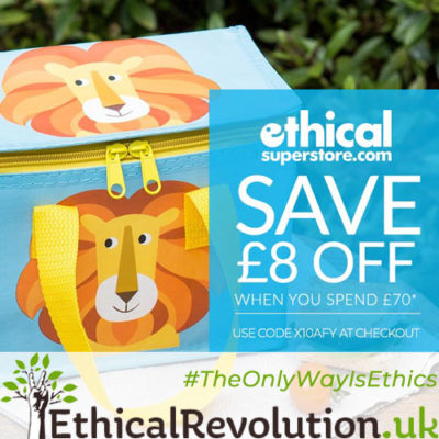 Ethical Superstore £8 off