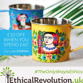 £10 off Ethical Superstore